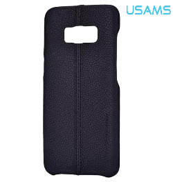 USAMS Joe Series Back Cover for Samsung S8 Black