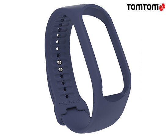 TomTom Touch Fitness Tracker Strap Purple Small