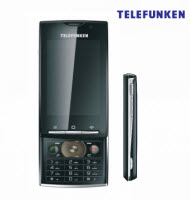 Telefunken TCP-012 Touch Screen WIFI Dual SIM Cell Phone with TV