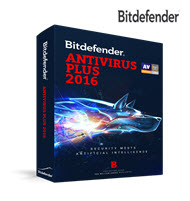 Bitdefender Antivirus Plus 2016 1PC