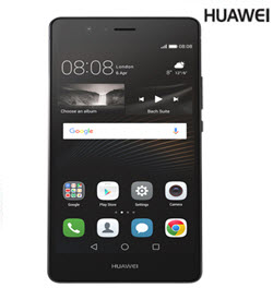 Huawei Ascend P9 lite 5.2 Inch White Android Smartphone