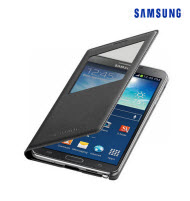 Samsung Galaxy Note S-View Flip Cover