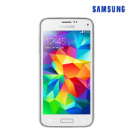 Samsung GALAXY S5 Mini White 4.7 Inch Smart Phone