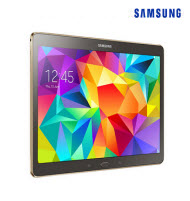 Samsung GALAXY Tab S 10.5in LTE 16GB Bronze