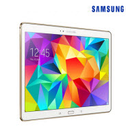 Samsung GALAXY Tab S 10.5in LTE 16GB White