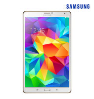 Samsung GALAXY Tab S 8.4in LTE 16GB White