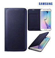 Samsung Galaxy S6 Leather Stylish Mobile Flip Cover