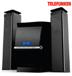 Telefunken TSBS-6612 Bluetooth Sound Bar System