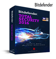 Bitdefender Total Security 2016 1PC