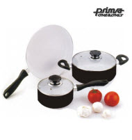 Prima POIS-500C 5-Piece Induction Pot Set