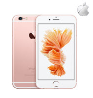 Apple iPhone 6S 4.7 Rose Gold 128GB Smartphone