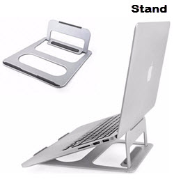 Portable Folding Laptop / Notebook Computer Stand