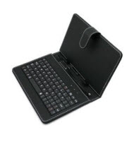 Cover with In-built Keyboard for 10in Tablet