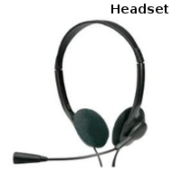 3.5mm Analog Stereo Headset with Microphone