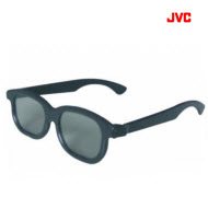 3D Active Glasses for JVC TV