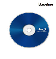 Baseline Blu-ray Single DVD