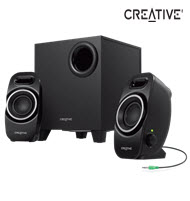 Creative A350 Powerful 2.1 Speaker System