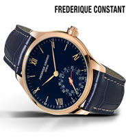 Frederique Constant Horological Smartwatch FC-285N4B5