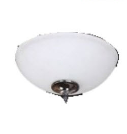 Glass Cover for Goldair GCF-501R ceiling fan