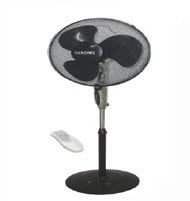 GoldAir GCPF-40R 40cm Pedestal Fan with Remote