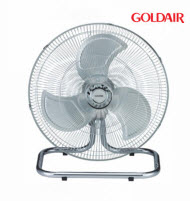 GoldAir GHFO-002 50cm Oscillating High Velocity Floor Fan