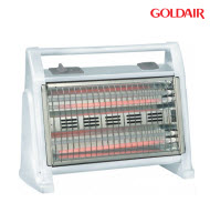 Goldair GBHH-500 4 Bar Heater with Humidifier & Fan