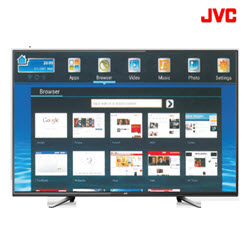 JVC LT-55N775 55 Inch Ultra HD 2D Smart Android TV