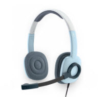 Logitech H250 Ice Blue Stereo Headset