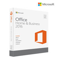Microsoft Office Home & Business 2016 ESD