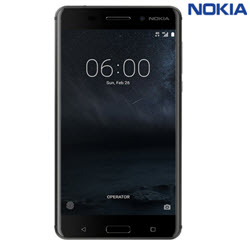 Nokia 6 5.5 Inch 32GB LTE Android Smartphone
