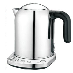 Prima POEK-170A 1.7L Stainless Steel Cordless Kettle with Temp C