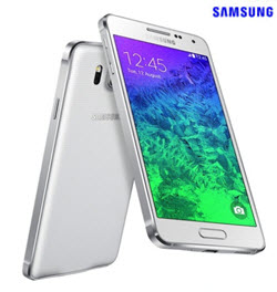 Samsung GALAXY A7 5.5 Inch White Android Smartphone