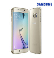 Samsung GALAXY S6 Edge LTE 64GB White/Black 5.1 Inch Android Sma