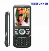 Telefunken TCP-021 Dual SIM Slider Cell Phone