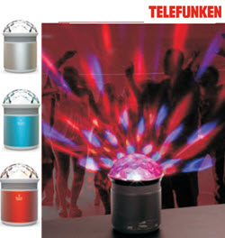 Telefunken TDBTS-33 Mini Bluetooth Hand-free Speaker