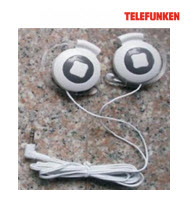 Telefunken THOE-005 Stereo Earphone