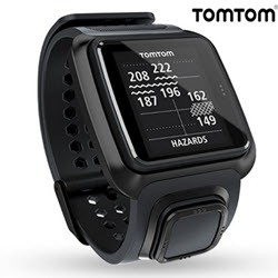 TomTom Golfer Smart Watch Black