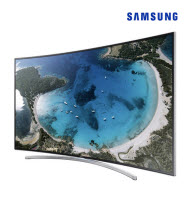 "Samsung 6 Series H6800 48"" 3D Curved Smart LED TV"