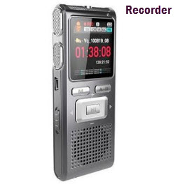 Digital Voice Recorder Model
