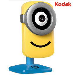 Kodak Minion Wifi HD Stuart Camera