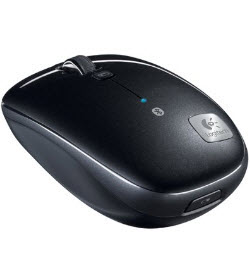 Logitech M555b Bluetooth Mouse
