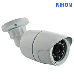 Nihon NICH23 2MP HD 20M Bullet Camera