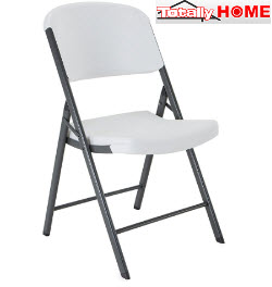 Totally Home FCP4-001 Set of 4 Folding Chairs