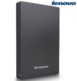 Lenovo 2TB 2.5 External Portable USB3.0 Hard Drive