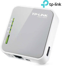TP-Link MR3020 Portable 3G 150Mbps Wireless Router